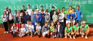 Jugend Mannschaftsmeister 2017 A
